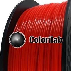 Filament d'imprimante 3D PLA 3.00 mm Rouge Bright Red C