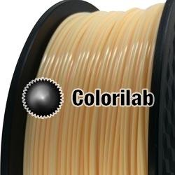 Filament d'imprimante 3D 1.75 mm ABS rose pâle peau 7506C