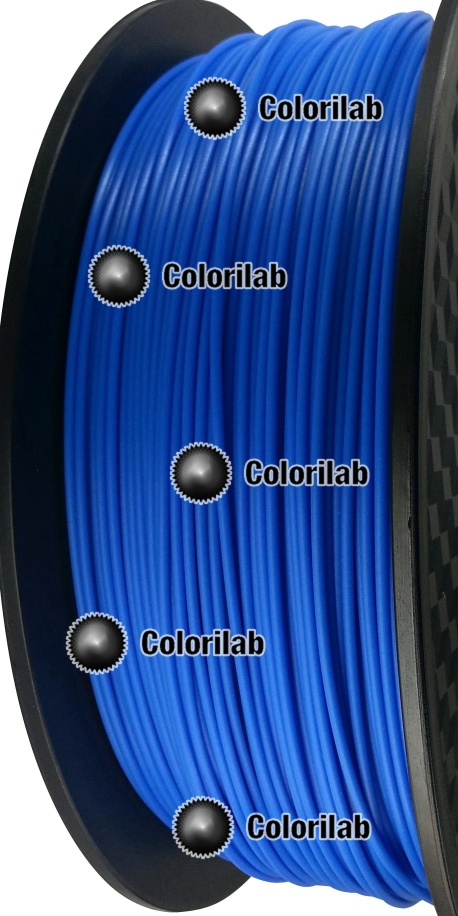 Filament d'imprimante 3D 1.75 mm ABS bleu 1 - 2172C