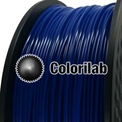 Filament d'imprimante 3D 1.75 mm ABS bleu 3 - 287C