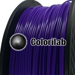 Filament d'imprimante 3D 1.75 mm HIPS violet Medium Purple C