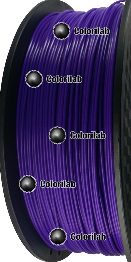 Filament d'imprimante 3D 3.00 mm HIPS violet Medium Purple C