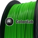 3D printer filament 3.00mm PLA green 2270C