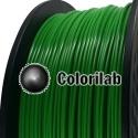 Filament d'imprimante 3D 3.00 mm ABS vert foncé 7740C