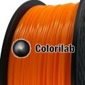 Filament d'imprimante 3D 3.00 mm ABS orange 1375C