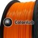 3D printer filament 3.00mm HIPS orange 1375C