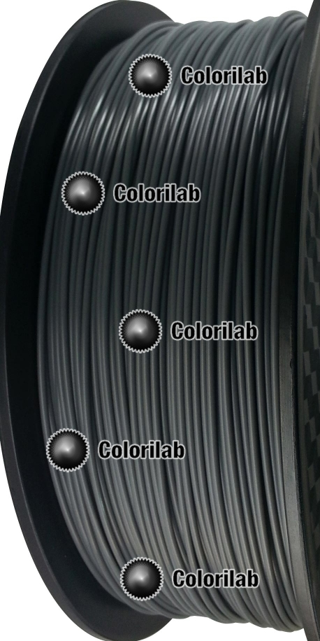 Filament d'imprimante 3D 1.75 mm HIPS grisCool Gray 10C