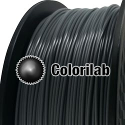 3D printer filament 3.00mm HIPS close to grey Cool Gray 10 C