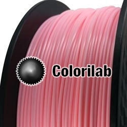 3D printer filament 1.75mm PLA close to pink 182 C