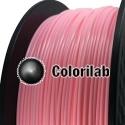 3D printer filament 1.75mm PLA pink 182C
