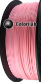Filament d'imprimante 3D 3.00 mm ABS rose 182C