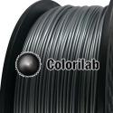ABS 3D printer filament 3.00 mm steel color SL877C