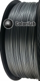 ABS 3D printer filament 3.00 mm steel color SL877C