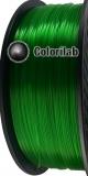 Filament d'imprimante 3D 1.75 mm ABS translucide vert