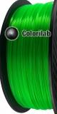 Filament d'imprimante 3D 3.00 mm PLA Fluorescent vert 2252 C