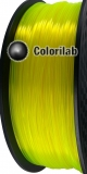 Filament d'imprimante 3D 1.75 mm PLA Fluorescent jaune 387 C