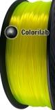 Filament d'imprimante 3D 3.00 mm ABS Fluorescent jaune 387 C