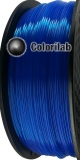 3D printer filament 3.00mm PLA fluorescent blue 286C