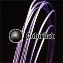 Filament d'imprimante 3D PLA 1.75 mm bleu espace 8780C