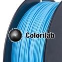 PLA 3D printer filament 1.75mm pale blue 2190C