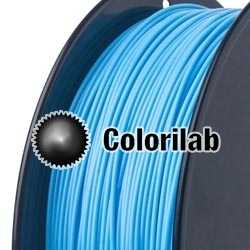 ABS 3D printer filament 1.75mm close to pale blue 2190 C