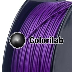 PLA 3D printer filament 1.75mm deep violet 7664C