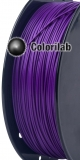 ABS 3D printer filament 3.00mm close to deep violet 7664 C
