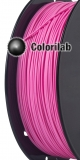 PLA 3D printer filament 1.75mm bubble pink 2037C