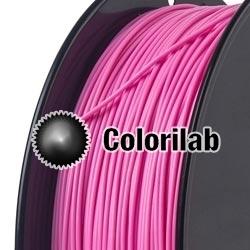 ABS 3D printer filament 1.75mm bubble pink 2037C