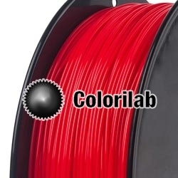 Filament d'imprimante 3D ABS 1.75 mm rouge 1795C