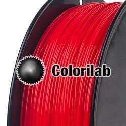 Filament d'imprimante 3D ABS 3.00 mm rouge 1795C