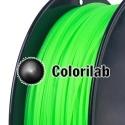 Filament d'imprimante 3D ABS 1.75 mm vert fluo 802C