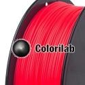 PLA 3D printer filament 1.75mm fluo red 1787C