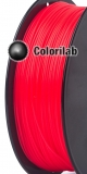 Filament d'imprimante 3D PLA 3.00 mm rouge fluo 1787C