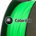 ABS 3D printer filament 3.00mm young green 2257C