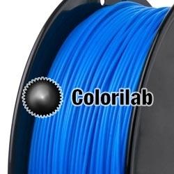Filament d'imprimante 3D PLA 3.00 mm bleu 2195C