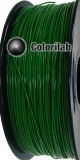 PLA 3D printer filament 1.75 mm close to dark green 349 C