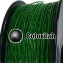 Filament d'imprimante 3D ABS 3.00 mm vert foncé 349C