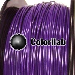 PLA 3D printer filament 1.75 mm close to dark violet 7680 C