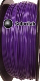 PLA 3D printer filament 1.75 mm dark violet 7680C