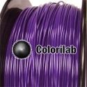 Filament d'imprimante 3D PLA 3.00 mm violet foncé 7680C
