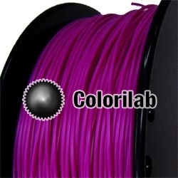ABS 3D printer filament 1.75mm violet 248 C