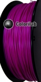 Filament d'imprimante 3D ABS 3.00 mm mauve 254C