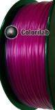 Filament d'imprimante 3D ABS 3.00 mm violet translucide 248 C