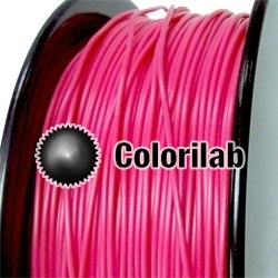 Filament d'imprimante 3D ABS 3.00 mm rose foncé 7424C