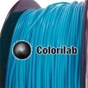 PLA 3D printer filament 1.75 mm Antilles blue 3125C