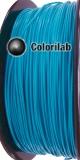 Filament d'imprimante 3D PLA 1.75 mm bleu Antilles 3125C