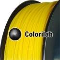 ABS 3D printer filament 3.00 mm dark yellow 107C