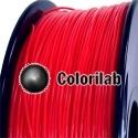 Filament d'imprimante 3D ABS 1.75 mm rouge fluo 032C