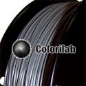 Filament d'imprimante 3D 2.85 mm PLA gris 444U